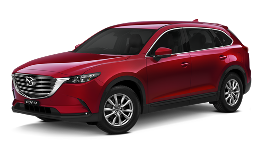 2017 MGM CX-9 Offer