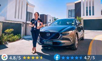 VOTED QUEENSLAND'S #1 MAZDA DEALER BY YOU!